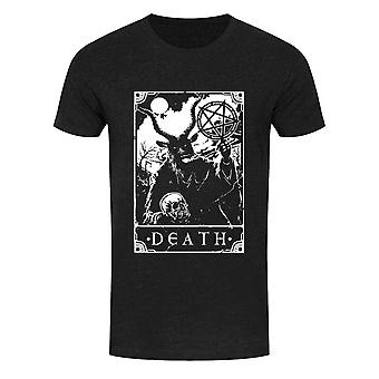 Deadly Tarot Mens Death T Shirt