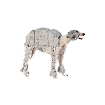 Dog Costume Star Wars At-At Robot Funny Pet Fancy Dress