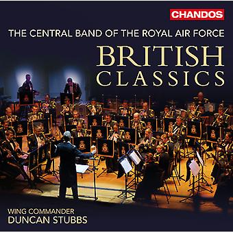 Holst / Central Band of the Royal Air Force - British Classics [CD] USA import