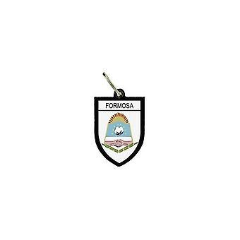 Tür Cles Keys Cle Flagge Sammlung Stadt Blason Formosa Argentinien
