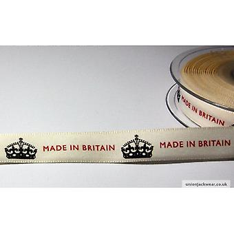 Union Jack Wear Made In Britain Ribbon