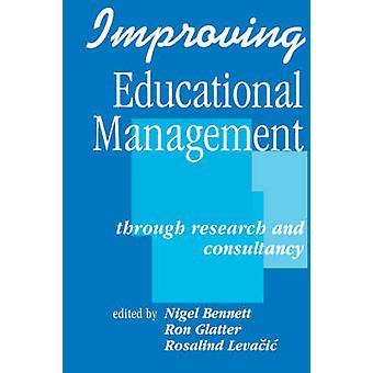 Förbättra Utbildningsförvaltningen av Bennett & N