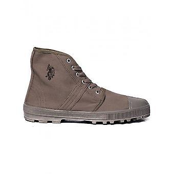 U.S. Polo - Shoes - Sneakers - SU29USP10006-SPARE4300S5-C1-GREY - Unisex - darkgray - 36