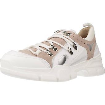 Yellow Sport / White On White Shoes