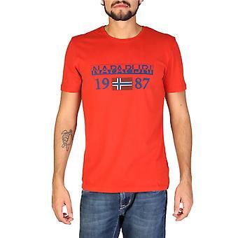 Napapijri Men's T-Shirt N0YI8FA60