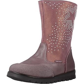 Pablosky Boots 066190 Color Rose