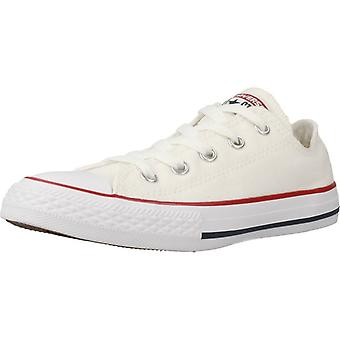 Converse Yth C/t All Star Ox Color White Sneakers