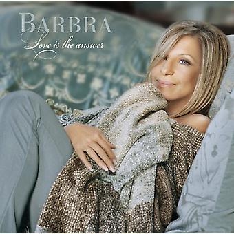 Barbra Streisand - kärlek är svaret [CD] USA import