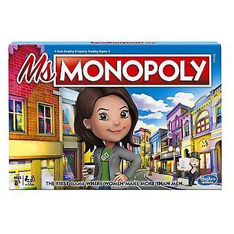 Monopoly, Ms. Monopoly