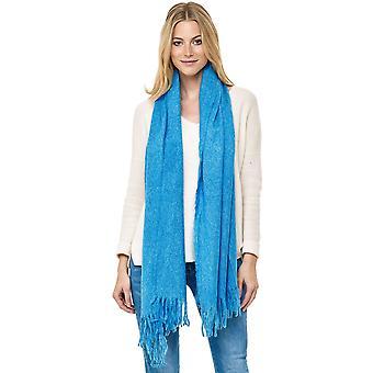 XXL Womens Scarf Cashmere Feeling Shawl Warm Soft Fringes Pashmina Cloth Blanket