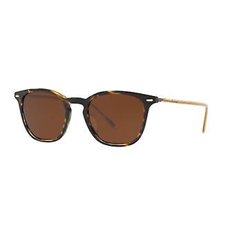Oliver Peoples Heaton OV5364SU 1003/N9 Cocobolo/Polarised Java Sunglasses
