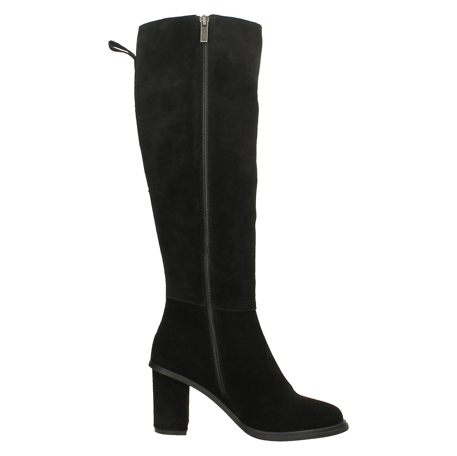Dames en cuir Collection bottes Knee High