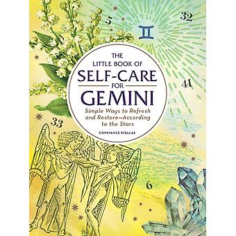 Little Book of SelfCare for Gemini by Constance Stellas