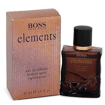 Elemente Eau de Toilette Spray von hugo boss 464595 30 ml