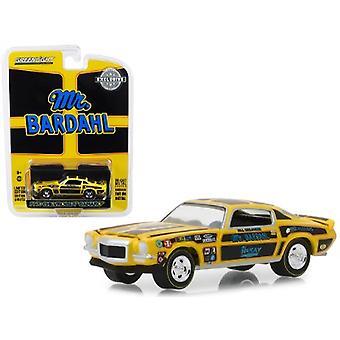 1970 Chevrolet Camaro Mr. Bardahl Hobby Exclusive 1/64 Diecast Model Car By Greenlight