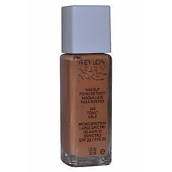 Revlon Makeup quasi nudo ampio spettro SPF20 30ml Toast (n. 240)