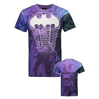 Addict X DC Comics Batman Storm Men's T-Shirt