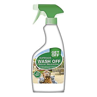 Rosewood Get Off Outdoor Wash Off Cleaner Neutraliser 500ml (Pack of 3)