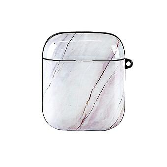 Protective case for AirPods - Striped Marble
