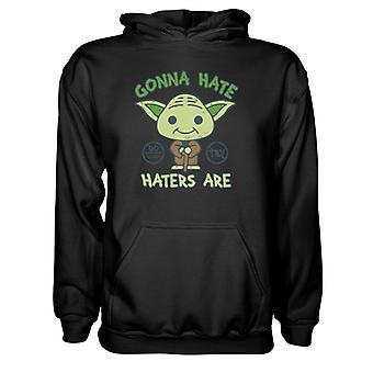 Herre Sweatshirts Hættetrøje-going to Hate, Haters Er