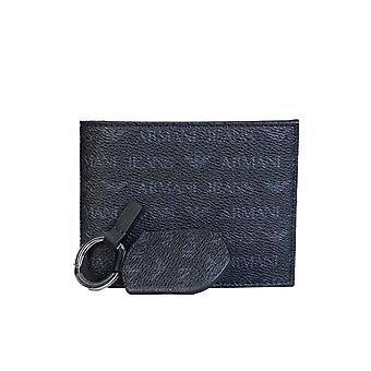 Armani Jeans Cüzdan Hediye Seti 937502 Cc996