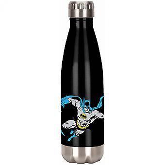 Batman Charakter und Symbol Edelstahl Wasserflasche