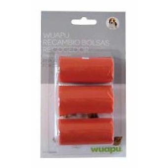 Wuapu Wuapu Replacement Rolls (Dogs , Grooming & Wellbeing , Bathing and Waste Disposal)