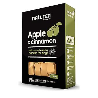 Naturea Biscuits Apple & Cinnamon (Dogs , Treats , Biscuits , Hypoallergenic)