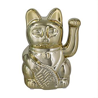 Lucky Cat Money Box Japanese Style Saving Piggy Bank Ceramic Coins Iconic