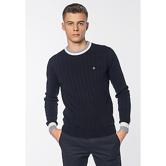 Merc BAYLIS, Contrast Tipped Men's Jumper