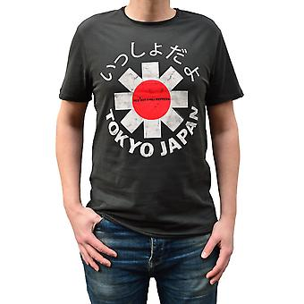 Amplified Red Hot Chili Peppers Tokyo Crew Neck T-Shirt