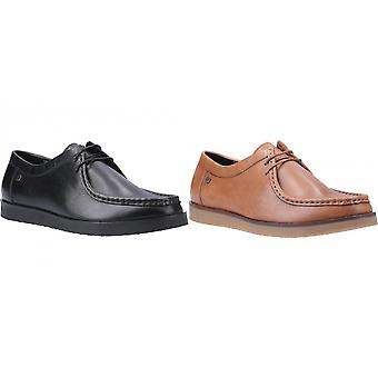 Hush Puppies Mens Will Wallabee Leather Shoe