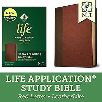 NLT Life Application Study Bible - Third Edition - 9781496439314 Book