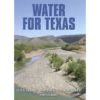 Water for Texas par Jim Norwine - 9781585443260 Livre