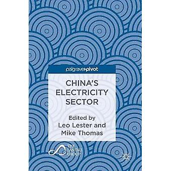 China's Electricity Sector by Leo Lester - 9789811081910 Book