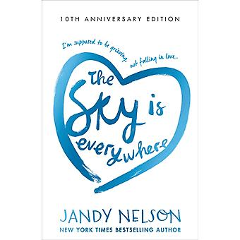 Sky Is Everywhere by Jandy Nelson