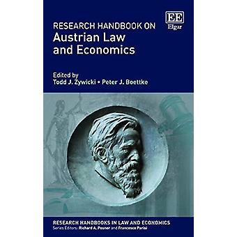 Research Handbook on Austrian Law and Economics by Todd J. Zywicki -