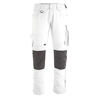 Mascot erlangen work trousers knee-pad-pockets 12179-203 - unique, mens -  (colours 4 of 4)