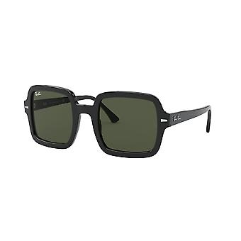 Ray-Ban RB2188 901/31 Schwarz/Grau Sonnenbrille