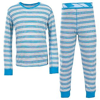 Trespass Kids Boys Calum Thermal Base Layer Set (Top & Bottoms)