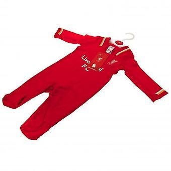 Liverpool Sleepsuit 6-9 months RW