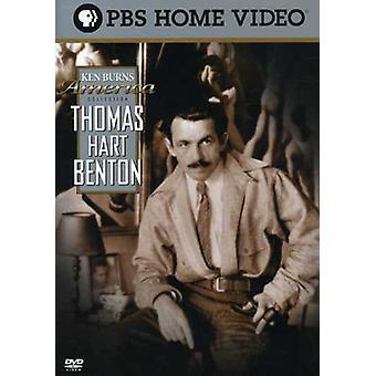 Thomas Hart Benton [DVD] USA import