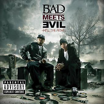Bad Meets Evil - Hell: The Sequel [CD] USA importieren