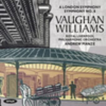 Williams / Manze, Andrew - London Symphony - Symphony No.8 [CD] USA import