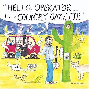 Hello Operator This Is [CD] USA import