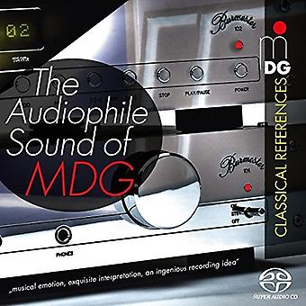 Various Artist - Audiophile Sound of Mdg [SACD] USA import