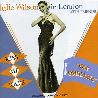 Julie Wilson - Julie Wilson in London [CD] USA import