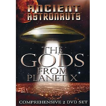 Ancient Astronauts: The Gods From Planet X [DVD] USA import
