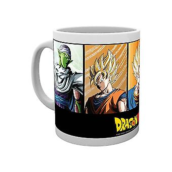 Dragon Ball Z, Mug - Moody