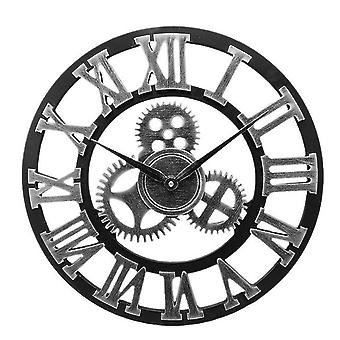 Industrial Gear Decorative Wall Clock